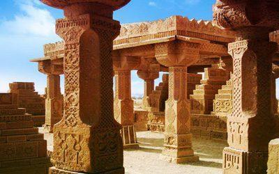 Chawkundi Tombs