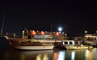 Savor Dining Cruise