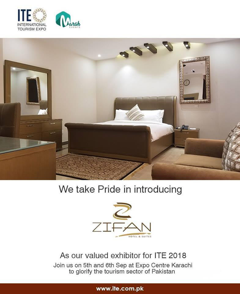 Hotel To Book For International Tourism Expo