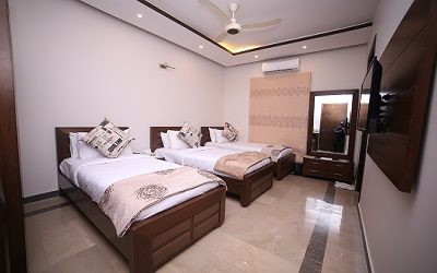 Business Triple Bed