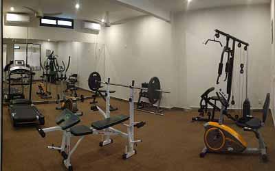 Zifan Hotel Gym