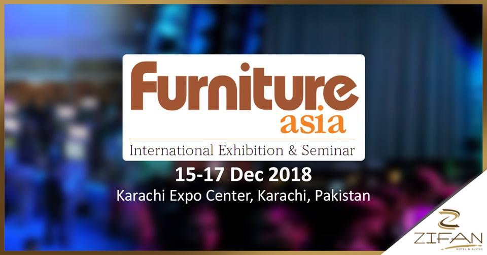 Attend Furniture Exhibition With Zifan Hotel