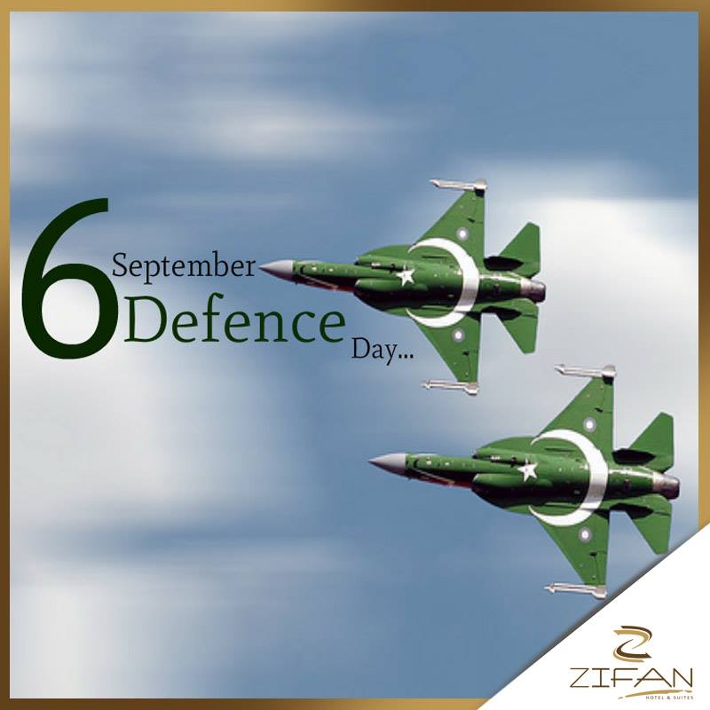 Pakistan Defence Day Event In Zifan Hotels