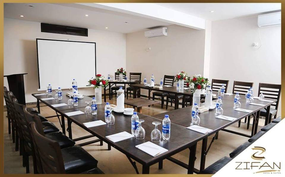 Business Meeting Rooms
