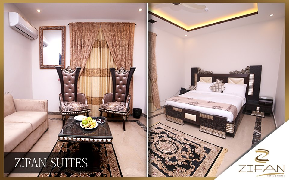 Lavish Suites in Karachi