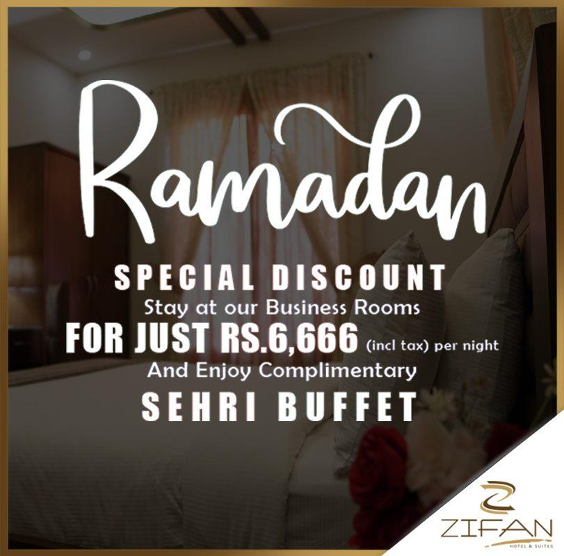 Ramadan Special Discount