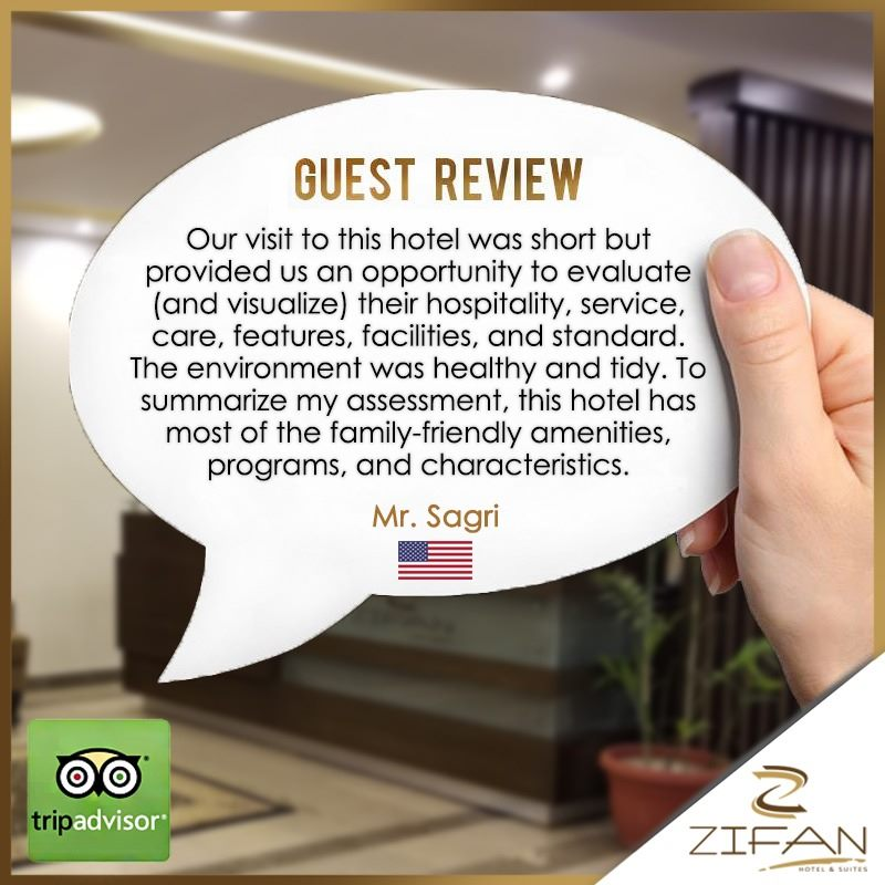 Zifan Hotel & Suites Reviews