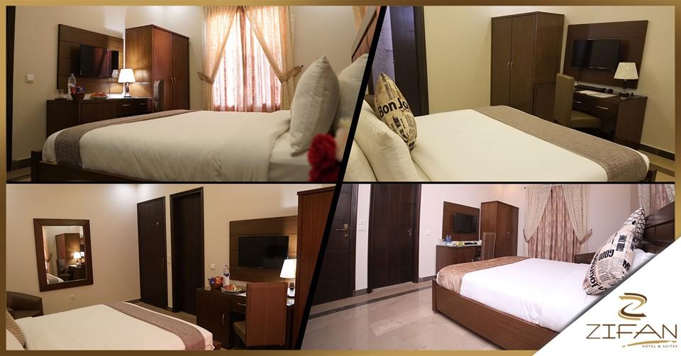 Business Room Hotel in Karachi
