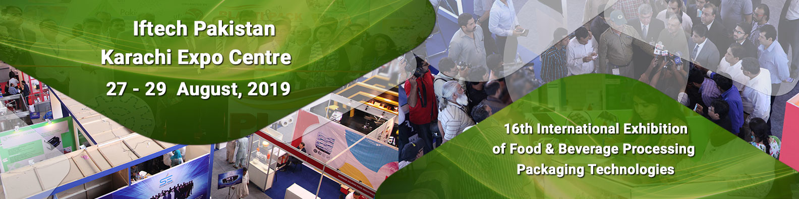 International Exhibition for Food and Beverage Processing Packaging Technologies