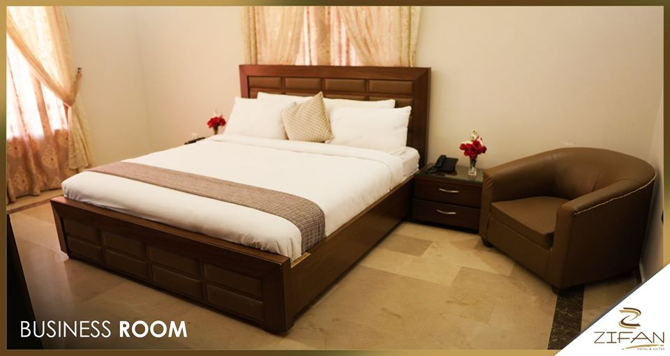 Luxurious Business Rooms