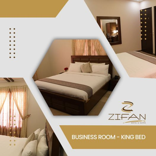 Business Room King Bed