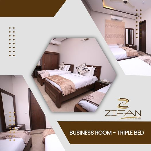 Business Room Triple Bed