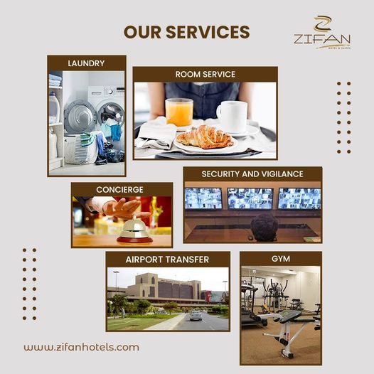Zifan Hotel Our Services