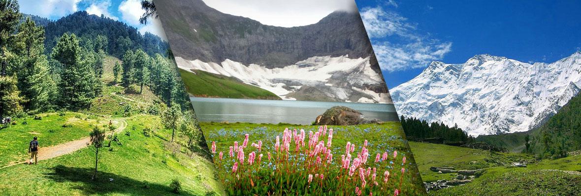 Amazing Backpacking Spots in Pakistan