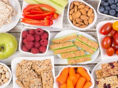 Food That Keep You Fit On The Go